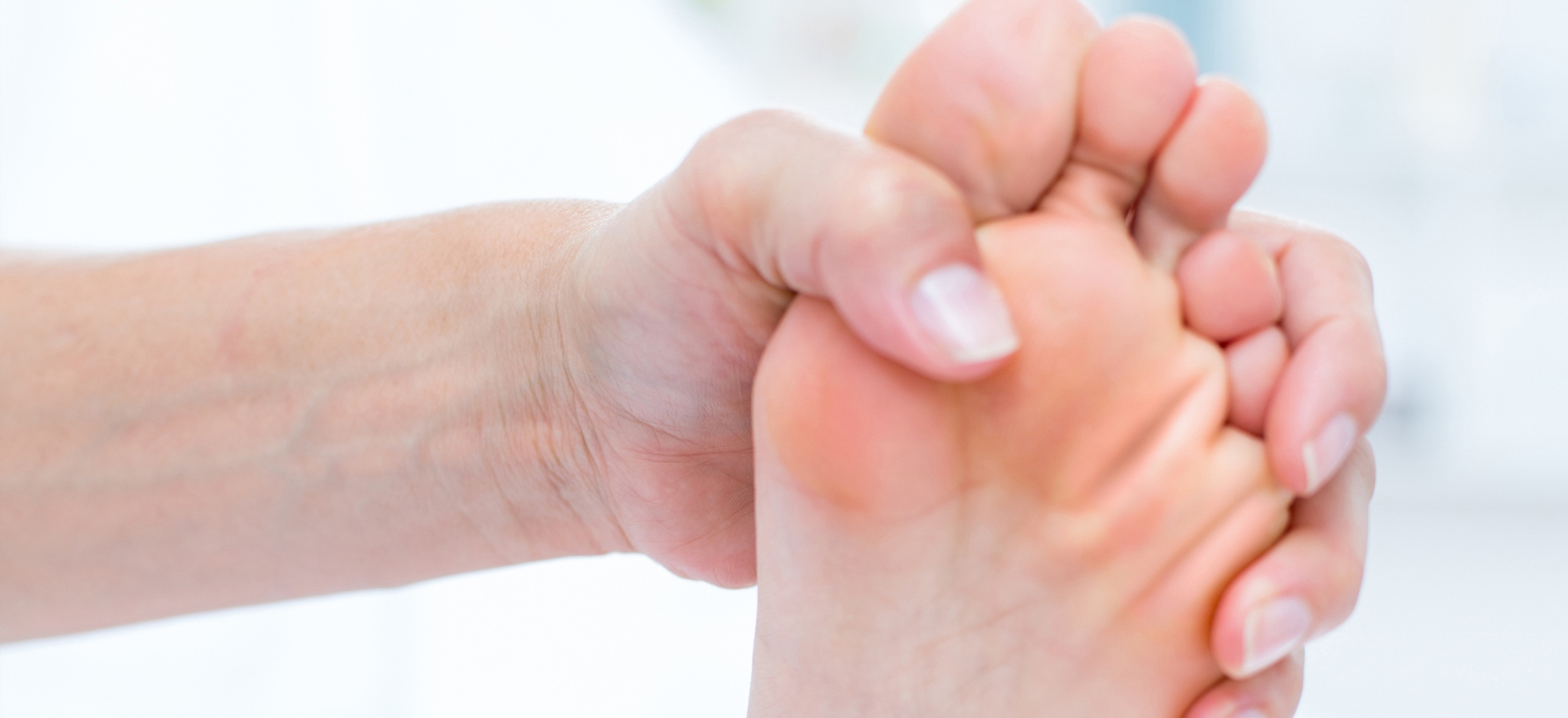 Chiropractic foot care